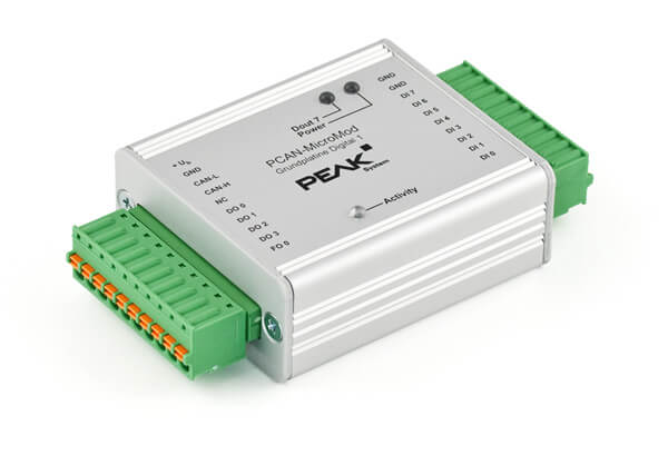 PCAN-MicroMod Digital 1 & 2