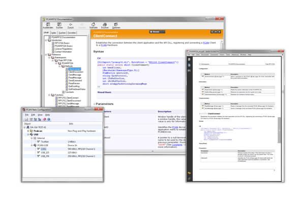 PCAN-RP1210 API